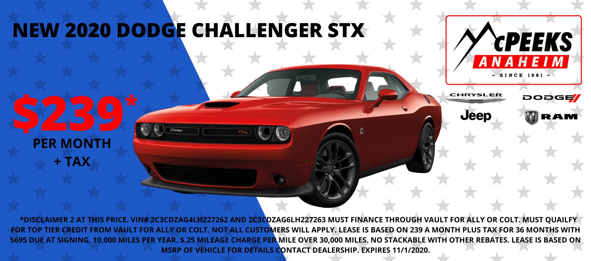 Revised Challenger 10-13-2020