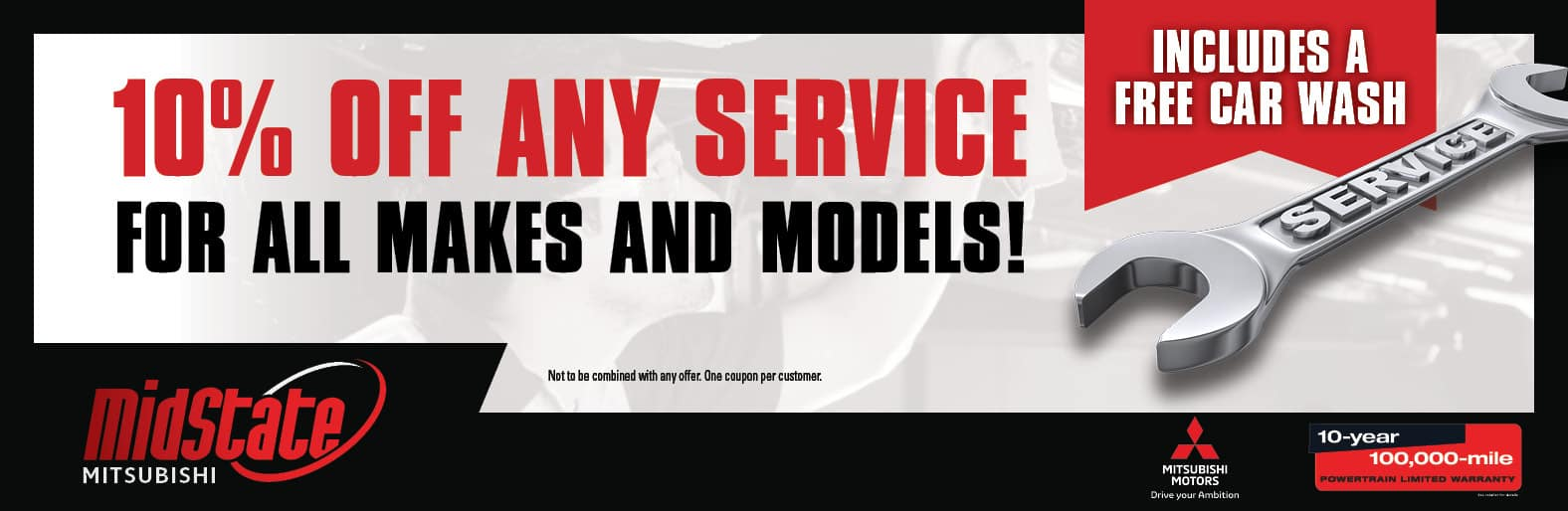 Midstate service page