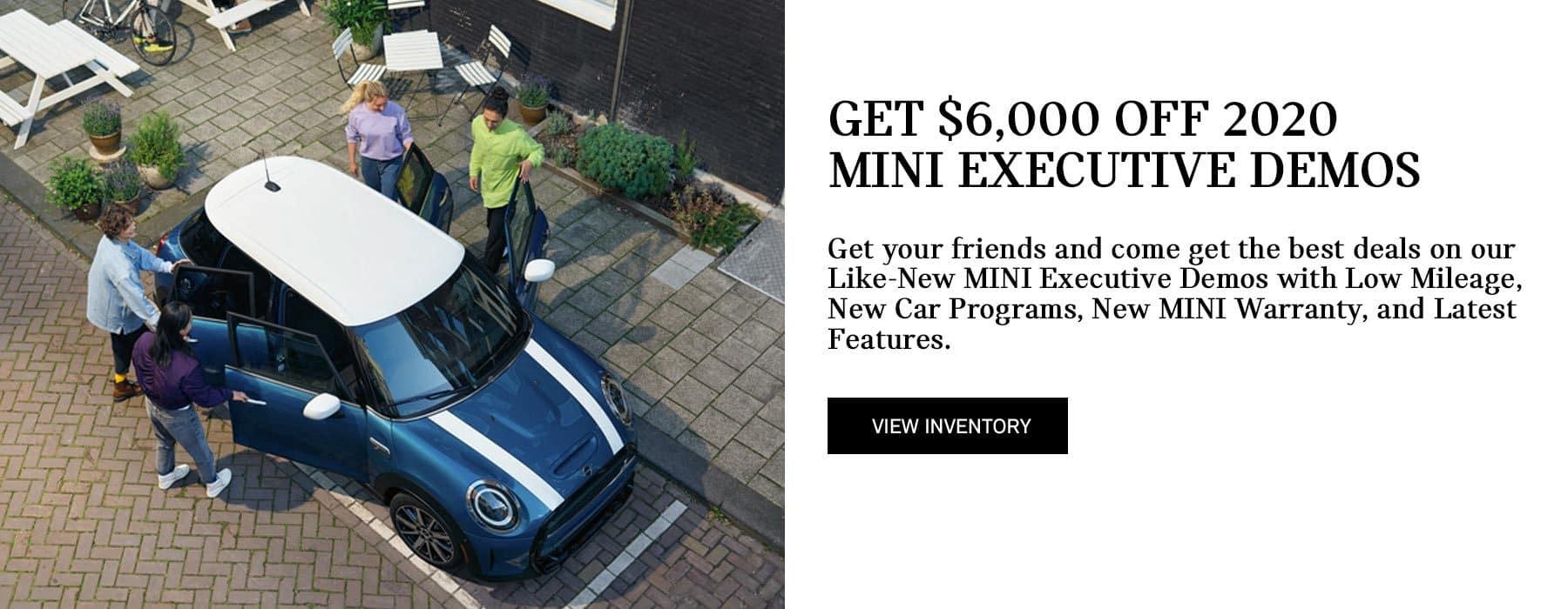 MINI-Executive-Demos