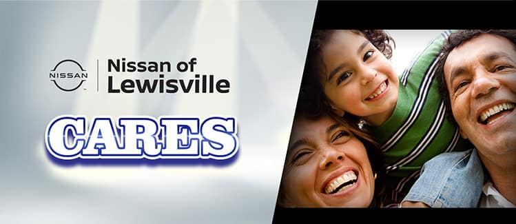 Nissan of Lewisville Cares