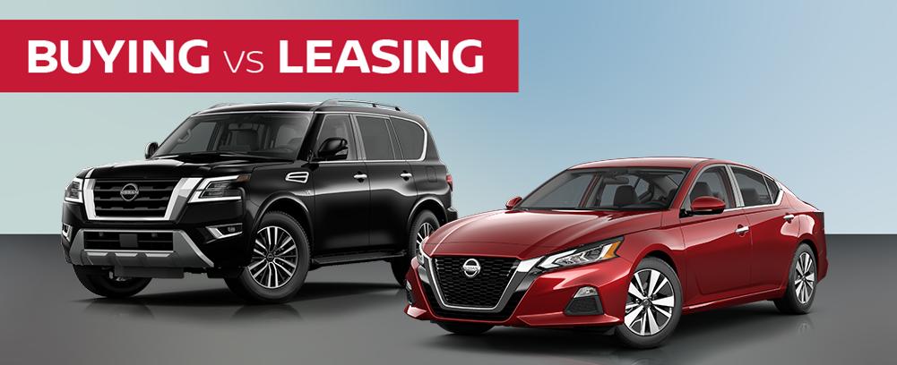 Nissan of Lewisville | Lewisville, TX | Buying vs Leasing