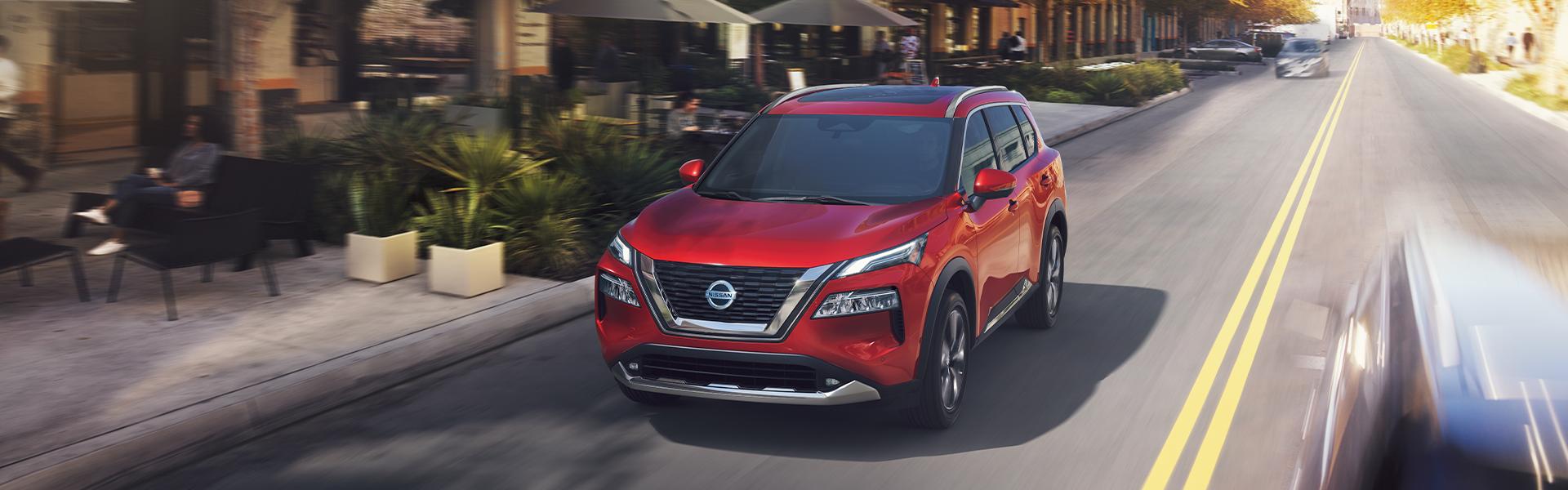 Nissan of Lewisville | Lewisville, TX | Finance Comparison