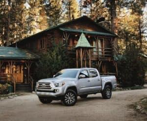 2020 Toyota Tacoma Limited San Diego