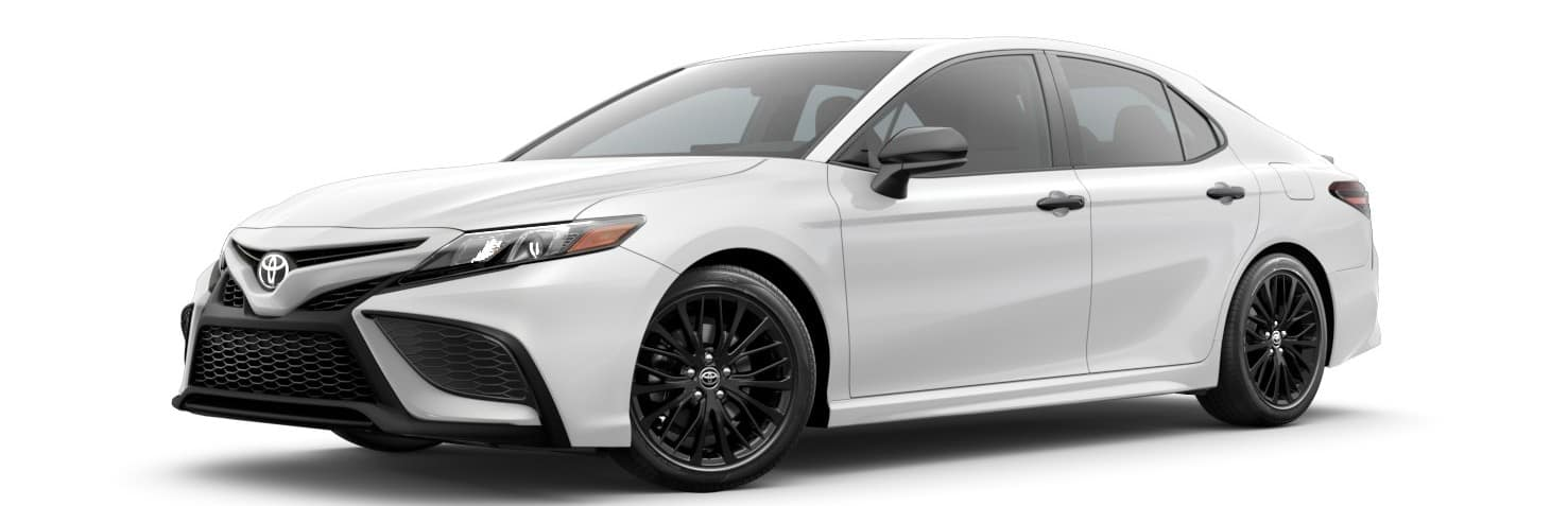 Toyota Camry Side View