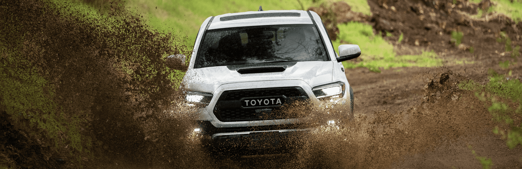 Test Drive The 2021 Toyota Tacoma Today!
