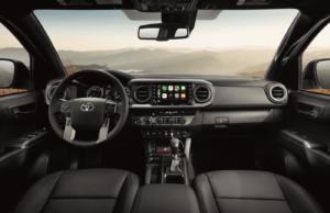2021 Toyota Tacoma Interior