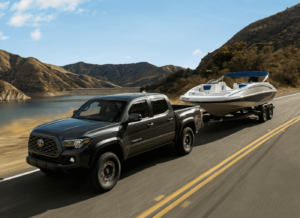 2021 Toyota Tacoma Towing