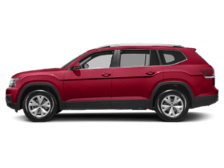 2019 VW Atlas - sideview
