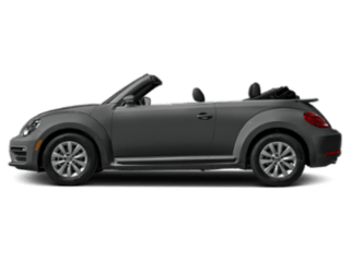 2019 VW Beetle Converible - sideview