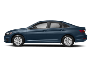 2019 VW Jetta - sideview
