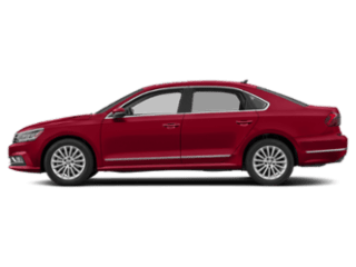 2019 VW Passat - sideview