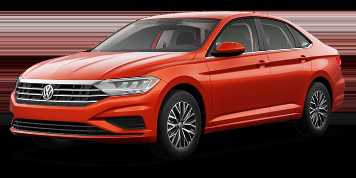 New 2021 Volkswagen Jetta S FWD