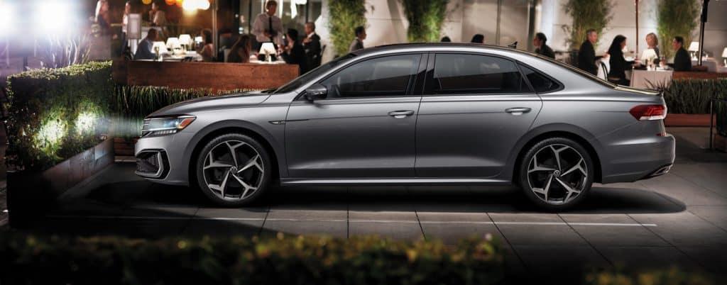 2020 Volkswagen Passat vs Kia Optima Irvine CA