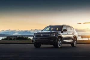 Volkswagen Atlas vs VW Atlas Cross Sport
