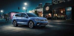 VW Tiguan SEL