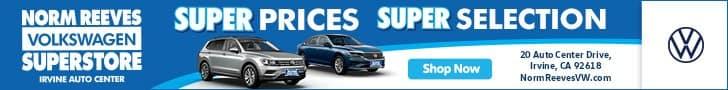 Norm Reeves Volkswagen Super Selection
