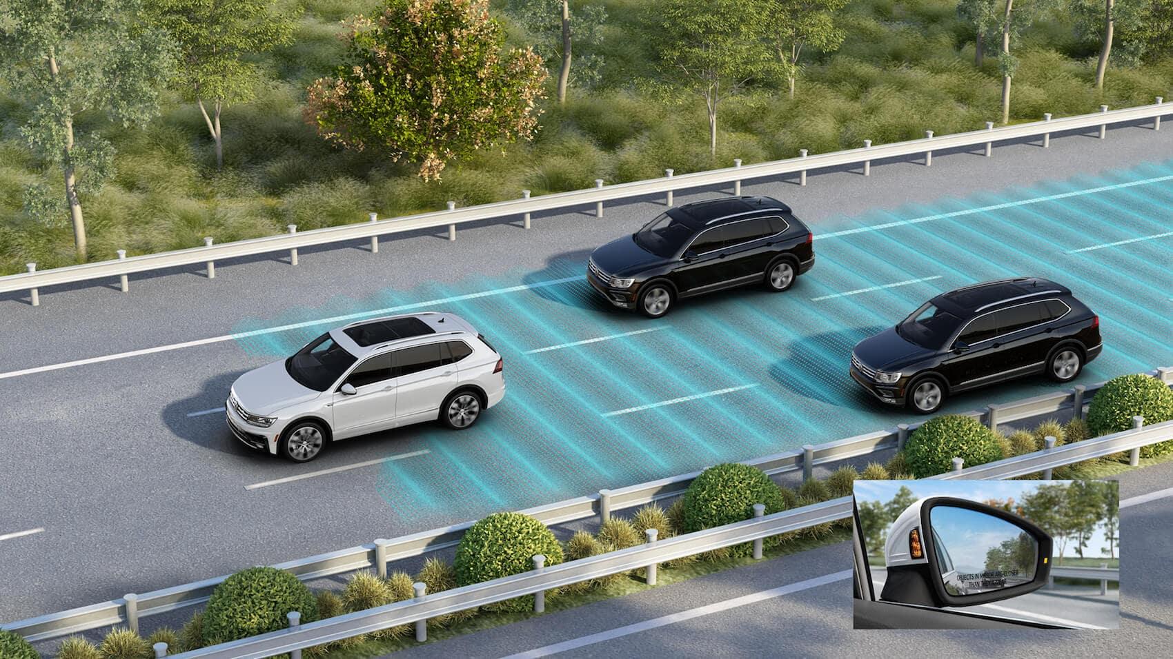 Irvine, CA | Volkswagen Tiguan Interior