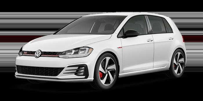 New 2021 Volkswagen Golf GTI S FWD