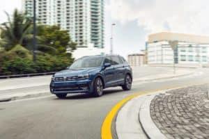 Volkswagen Tiguan Performance