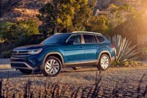 Irvine, CA | Volkswagen Atlas vs Kia Telluride