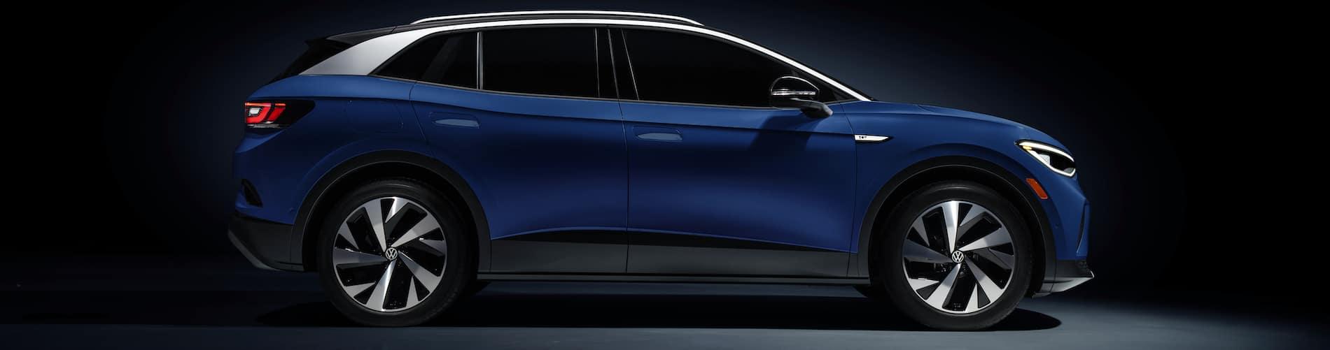 Volkswagen ID.4 Blue