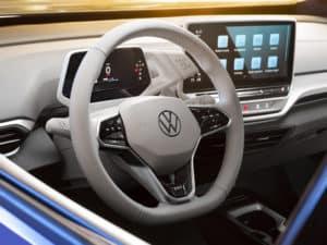 Volkswagen ID.4 Technology