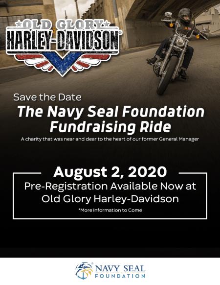 Navy Seal Foundation Fundraiser ride
