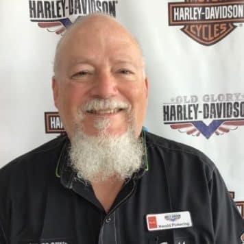 "Harold ""Pick"" Pickering"