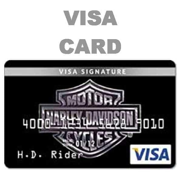 H-DTM VISA® CARD INTRODUCTORY OFFER