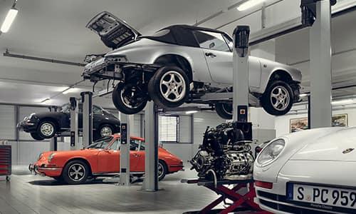 Porsche Classic Repairs