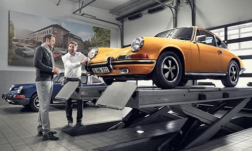Porsche Classic Service Center