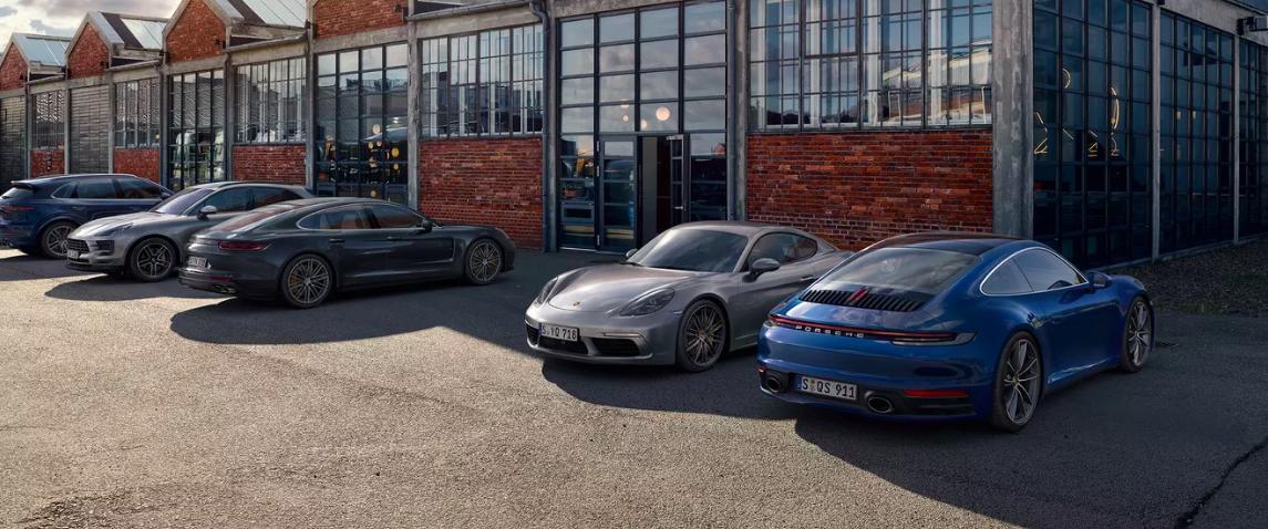 New Porsche Warranty