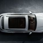 The 2021 Porsche Cayenne with a sunroof available near Los Angeles