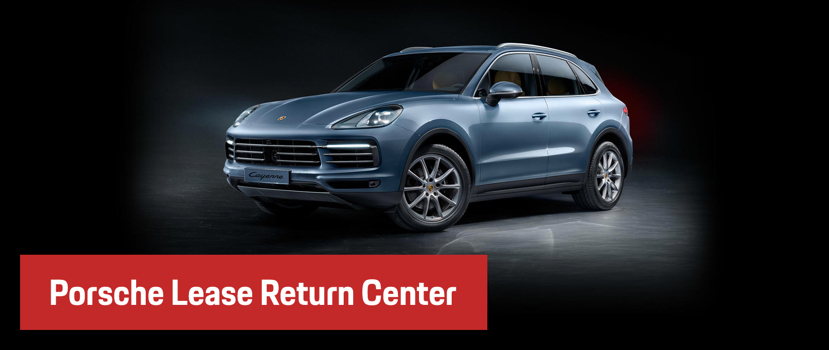 Porsche Lease Return Center in Ontario