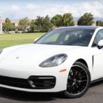 Patrick Posey reviewing the 2021 Porsche Panamera for Porsche Ontario