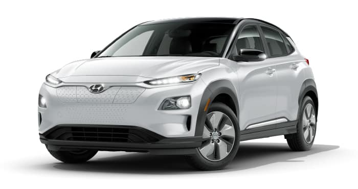 <b>2021 Hyundai Kona EV SEL</b>