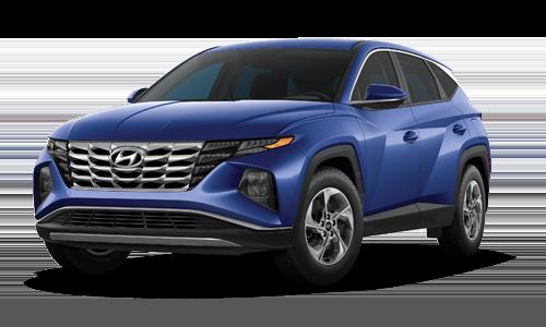 <b>2022 Hyundai Tucson SE</b>