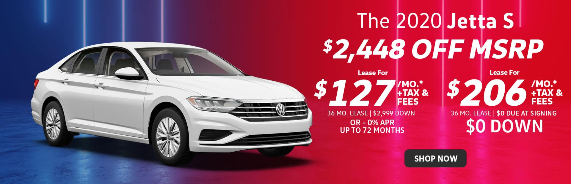 new jetta s lease special
