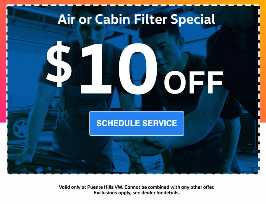 Air or cabin Filter Special in city of industry