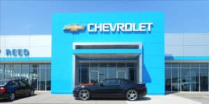Reed Chevrolet St Joseph Reed Collision Center