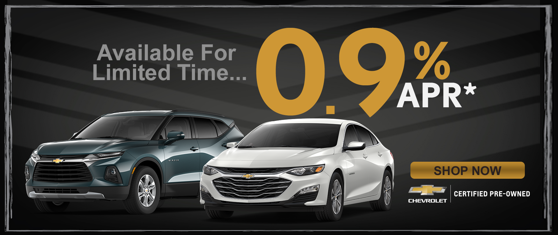 Reed Chevrolet Certified Pre Owned