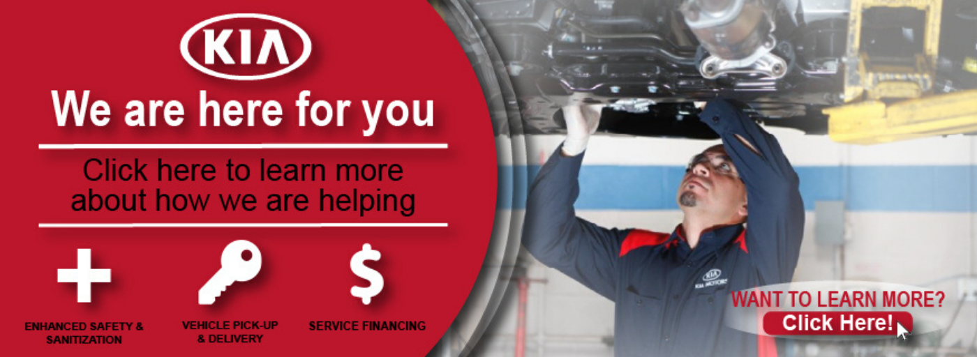 Service Financing at Rosen Kia