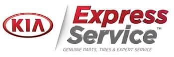 Kia Express Service logo
