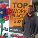 Elliot Grow Rosen Kia Employee Spotlight