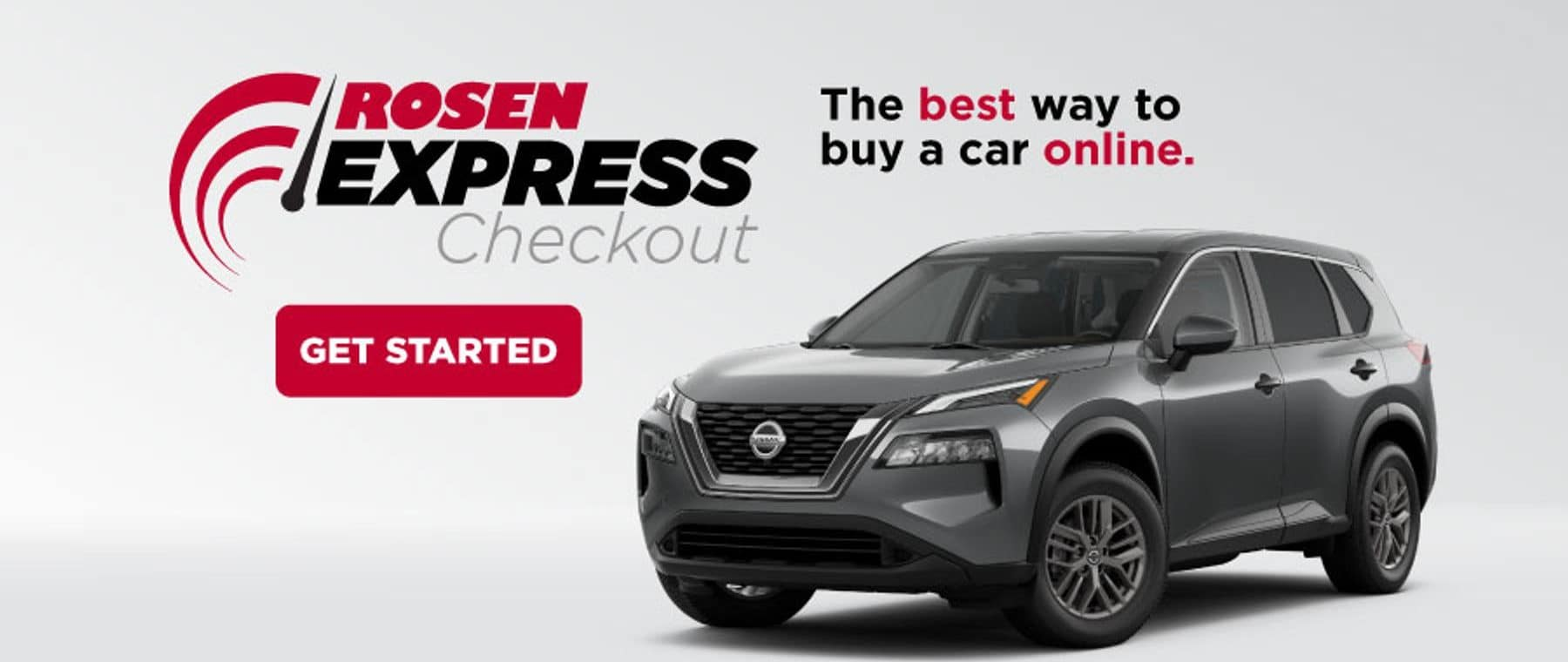Express Checkout at Rosen Nissan Madison