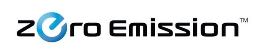 Nissan Zero Emission Leaf® logo