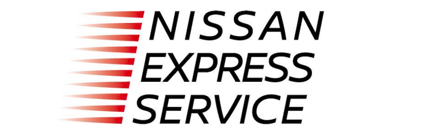 Updated 2020 Nissan Express Service logo