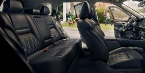 2021 Nissan Rogue Interior