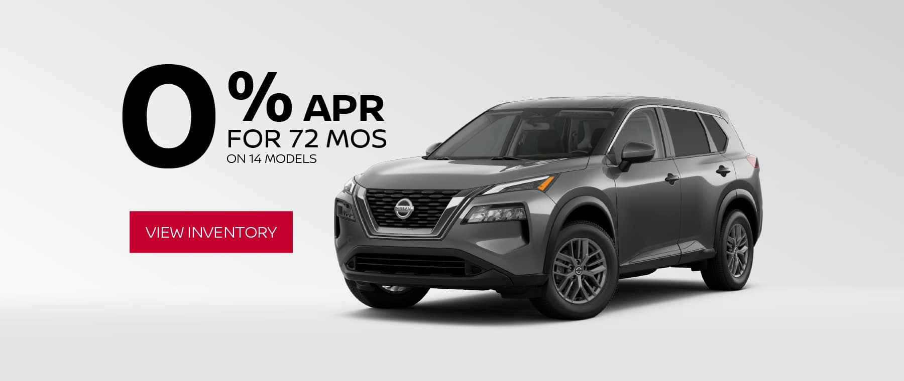 0% APR for 72 Months at Rosen Nissan Madison Shop Now