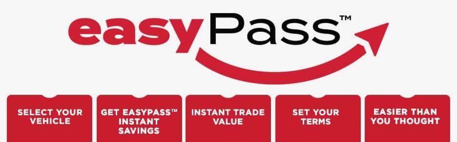 EasyPass Header Banner